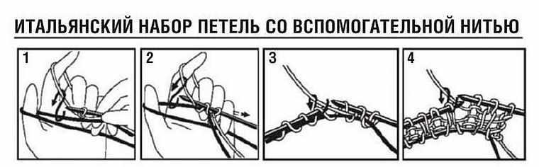 с доп. нитью