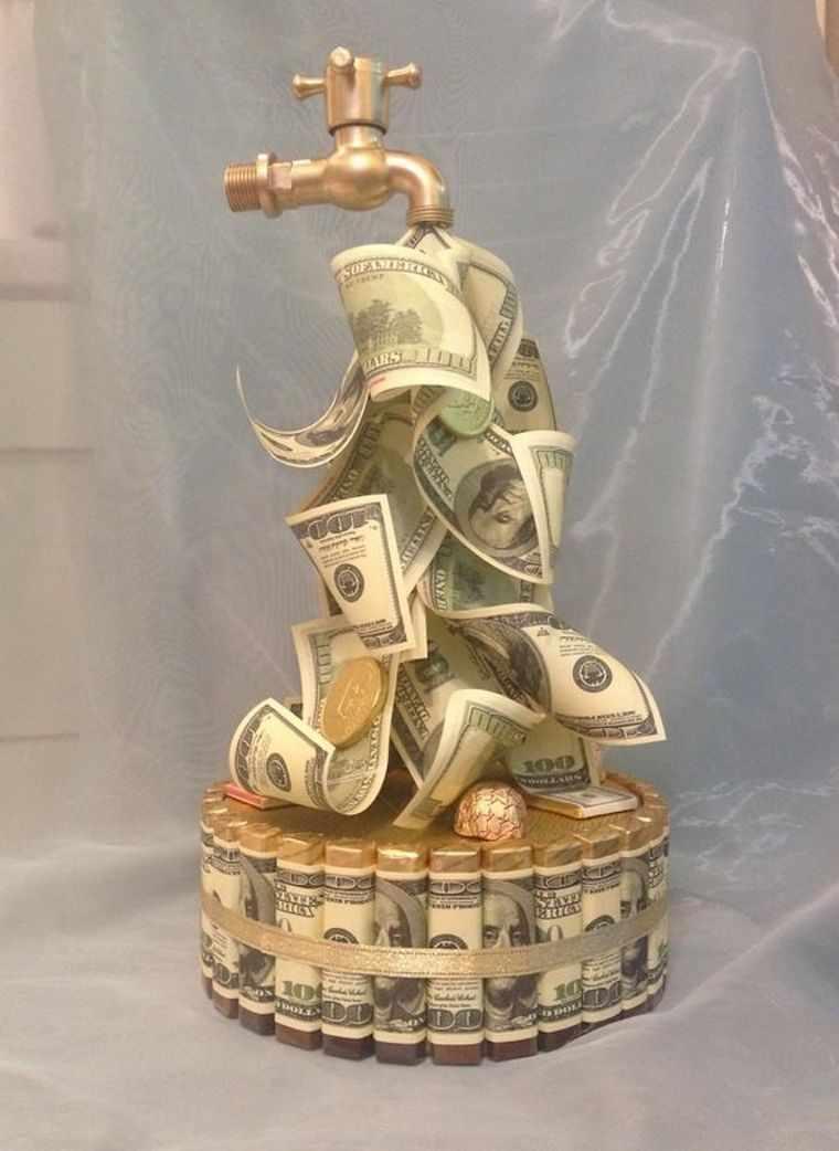 денежный сувенир